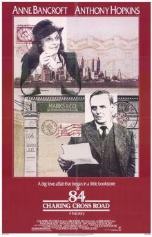 Films, February 08, 2019, 02/08/2019, 84 Charing Cross Road (1987): British-American biographical drama