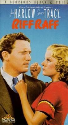Films, February 21, 2019, 02/21/2019, Riffraff (1936): Crime drama starring Oscar winning Spencer Tracy