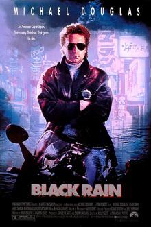 Films, February 28, 2019, 02/28/2019, Black Rain (1989): NYC Cops in Japan, starring Michael Douglas
