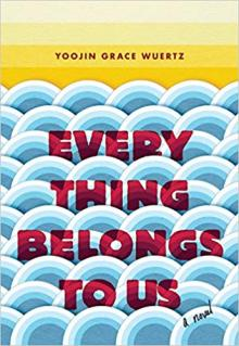 Author Readings, April 30, 2019, 04/30/2019, Everything Belongs to Us