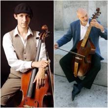 Concerts, January 17, 2019, 01/17/2019, Baroque music for viola da gamba