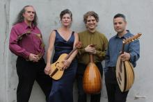 Concerts, January 24, 2019, 01/24/2019, Early Mediterranean music