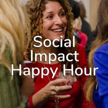 Workshops, January 09, 2019, 01/09/2019, Be Social Change Event: Social Impact Happy Hour