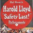 Screenings, February 12, 2019, 02/12/2019, Silent film with live accompaniment: Safety Last! (1923): legendary comedy starring Harold Lloyd