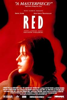 Films, February 26, 2019, 02/26/2019, Three Colors: Red (1994): Last movie of the trilogy by Kieslowski