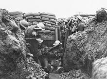 Lectures, June 14, 2019, 06/14/2019, Change from the Trenches: Innovation in Technology and Tactics from the Ranks of the British Army during the First World War