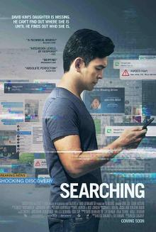 Films, January 17, 2019, 01/17/2019, Searching (2018): Father searching for his daughter