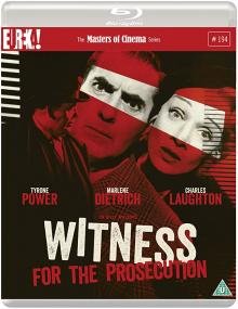 Films, January 23, 2019, 01/23/2019, Witness for the Prosecution (1957): Six time Oscar nominated courtroom drama