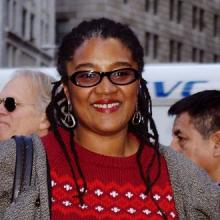 Talks, February 04, 2019, 02/04/2019, NY Times journalist interviews Pulitzer Prize winning playwright