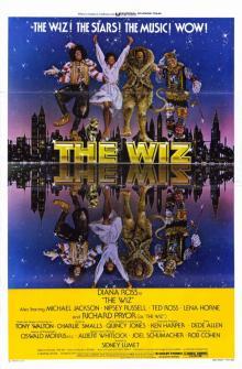 Films, February 16, 2019, 02/16/2019, The Wiz (1978): Four time Oscar nominated fantasy starring Michael Jackson