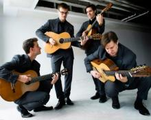 Concerts, March 26, 2019, 03/26/2019, The Canadian Guitar Quartet: Romantic Impressions