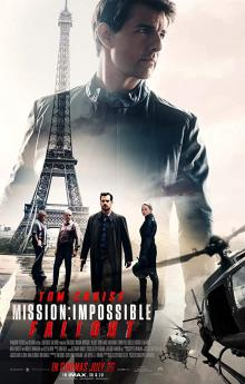 Films, January 31, 2019, 01/31/2019, Mission: Impossible - Fallout (2018): Sixth of the series starring Tom Cruise