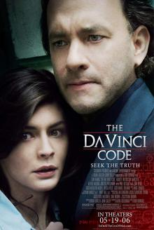 Films, January 25, 2019, 01/25/2019, The Da Vinci Code (2006): Based on a best selling novel