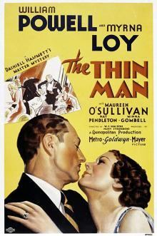 Films, January 26, 2019, 01/26/2019, The Thin Man (1934): Four time Oscar nominated comedy