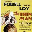 Films, January 26, 2019, 01/26/2019, The Thin Man(1934): Four time Oscar nominated comedy