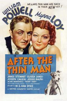 Films, January 26, 2019, 01/26/2019, After The Thin Man(1936): Oscar nominated comedy