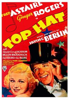 Films, February 14, 2019, 02/14/2019, Top Hat (1935): Four time Oscar nominated musical comedy