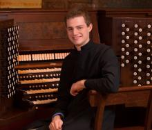 Concerts, February 01, 2019, 02/01/2019, Pipes at One Organ Recital: Juilliard performers