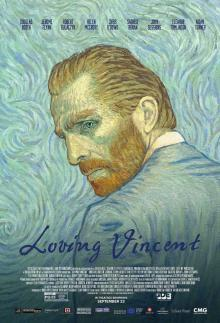 Films, February 08, 2019, 02/08/2019, Loving Vincent (2017): an animation biography of Van Gogh