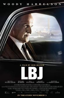 Films, February 22, 2019, 02/22/2019, LBJ (2016): Political drama about an ex-president of US
