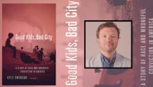 Author Readings, February 27, 2019, 02/27/2019, Good Kids, Bad City: A Story of Race and Wrongful Conviction in America