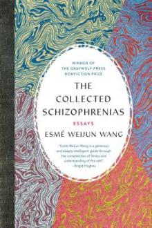 Author Readings, February 18, 2019, 02/18/2019, The Collected Schizophrenias: Struggling with Mental Illness