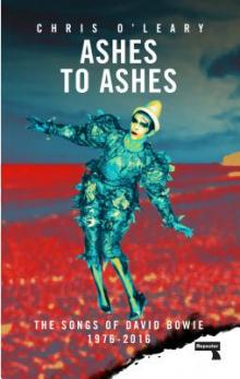 Author Readings, February 21, 2019, 02/21/2019, Ashes to Ashes: The Songs of David Bowie, 1976-2016