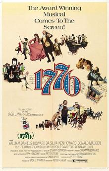 Films, February 15, 2019, 02/15/2019, 1776 (1972): Musical drama based on a Broadway play