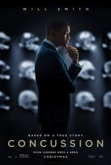 Films, February 19, 2019, 02/19/2019, Concussion (2015): Sports drama based on an article starring Will Smith