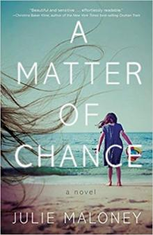 Author Readings, March 09, 2019, 03/09/2019, A Matter of Chance