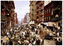 Workshops, February 16, 2019, 02/16/2019, New York City Food History - Commodities and Consumption