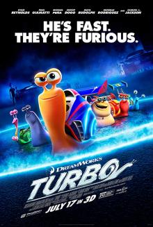 Films, February 27, 2019, 02/27/2019, Turbo (2013): Animated sports comedy