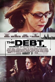 Films, March 13, 2019, 03/13/2019, The Debt (2010): British-American alternate history thriller starring Helen Mirren
