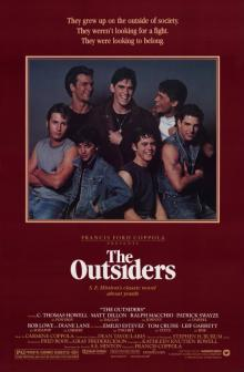 Films, March 08, 2019, 03/08/2019, The Outsiders (1983): Drama full of young talents by Francis Ford Coppola