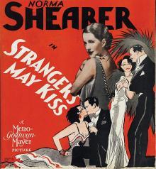 Films, February 06, 2019, 02/06/2019, Strangers May Kiss (1931): Pre-code drama starring Norma Shearer