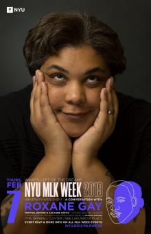 Talks, February 07, 2019, 02/07/2019, A Conversation with Bestselling Author Roxane Gay