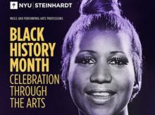 Concerts, February 22, 2019, 02/22/2019, Black History Month Celebration Through The Arts: A Tribute to Aretha Franklin