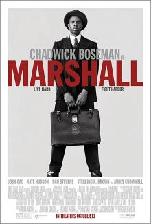 Films, February 02, 2019, 02/02/2019, Marshall (2017): Story of the first African-American Supreme Court Justice