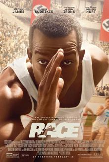 Films, February 02, 2019, 02/02/2019, Race (2016): Running against Hitler in Berlin
