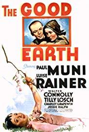 Films, February 13, 2019, 02/13/2019, The Good Earth (1937): Winner of 2 Oscars, with Paul Muni, Luise Rainer