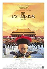 Films, February 27, 2019, 02/27/2019, Bernardo Bertolucci's The Last Emperor (1987): 9-Time Oscar Winner