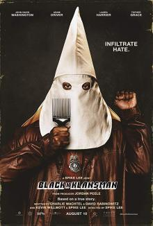 Films, February 11, 2019, 02/11/2019, BlacKkKlansman (2018): Comedy crime by Spike Lee