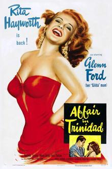 Films, February 27, 2019, 02/27/2019, Affair in Trinidad (1952): A crime film-noir starring Rita Hayworth