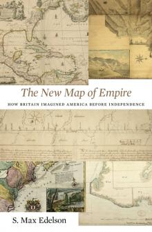 Author Readings, February 06, 2019, 02/06/2019, The New Map of Empire: How Britain Imagined America Before Independence