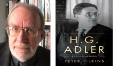 Author Readings, March 14, 2019, 03/14/2019, H.G. Adler: A Life in Many Worlds