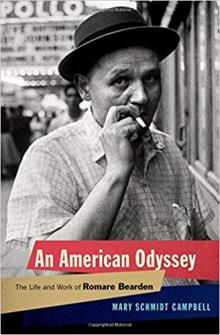 Author Readings, February 22, 2019, 02/22/2019, An American Odyssey: The Life and Work of Romare Bearden