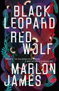 Author Readings, March 06, 2019, 03/06/2019, Black Leopard, Red Wolf: Myth, Fantasy, and Hiistory