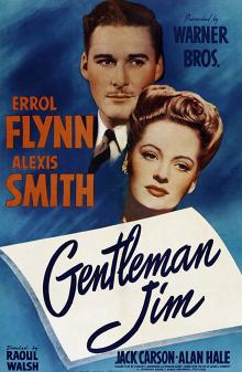 Films, February 06, 2019, 02/06/2019, Gentleman Jim (1942): Rising Star Of Modern Boxing