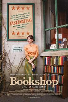 Films, February 08, 2019, 02/08/2019, The Bookshop (2017): The Magic Of Books