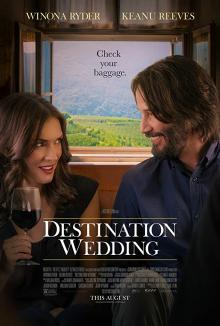 Films, February 15, 2019, 02/15/2019, Destination Wedding (2018): Romantic Comedy Starring Keanu Reeves and Winona Ryder